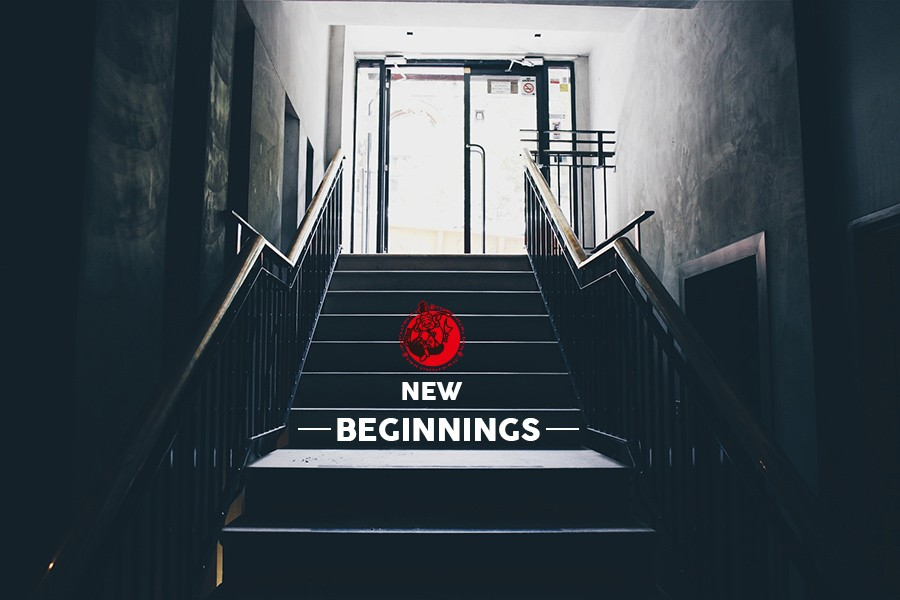 Week 1: New Beginnings